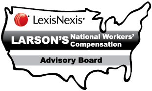 Larson's National Workers' Comp Advisory Board Members (opens in new window)