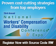23rd Annual National Workers' Compensation and Disability Conference & Expo, Nov. 19 - 21